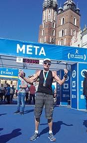 Marek Frontczak Cracovia Maraton