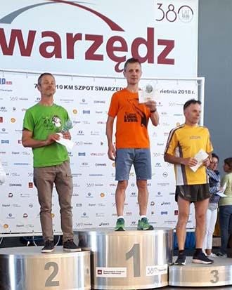 Ryszard Płochocki najlepszy w kategorii!