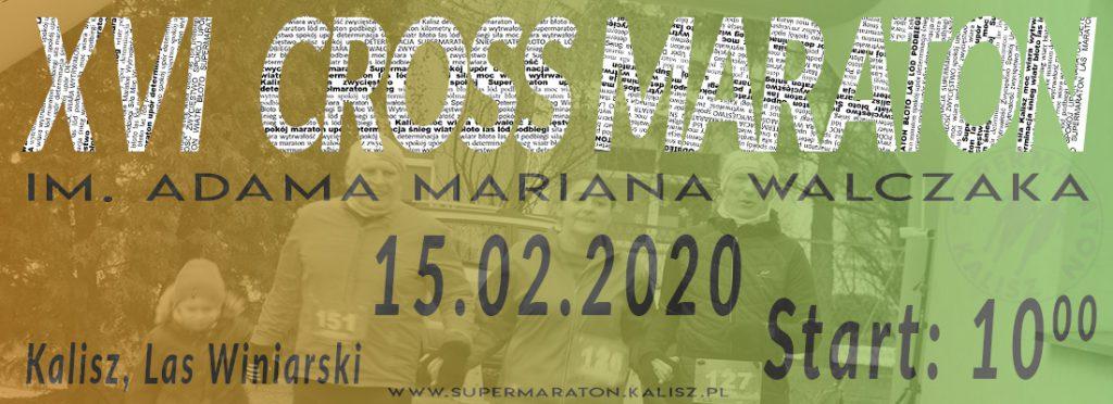 XVI CROSS MARATON
